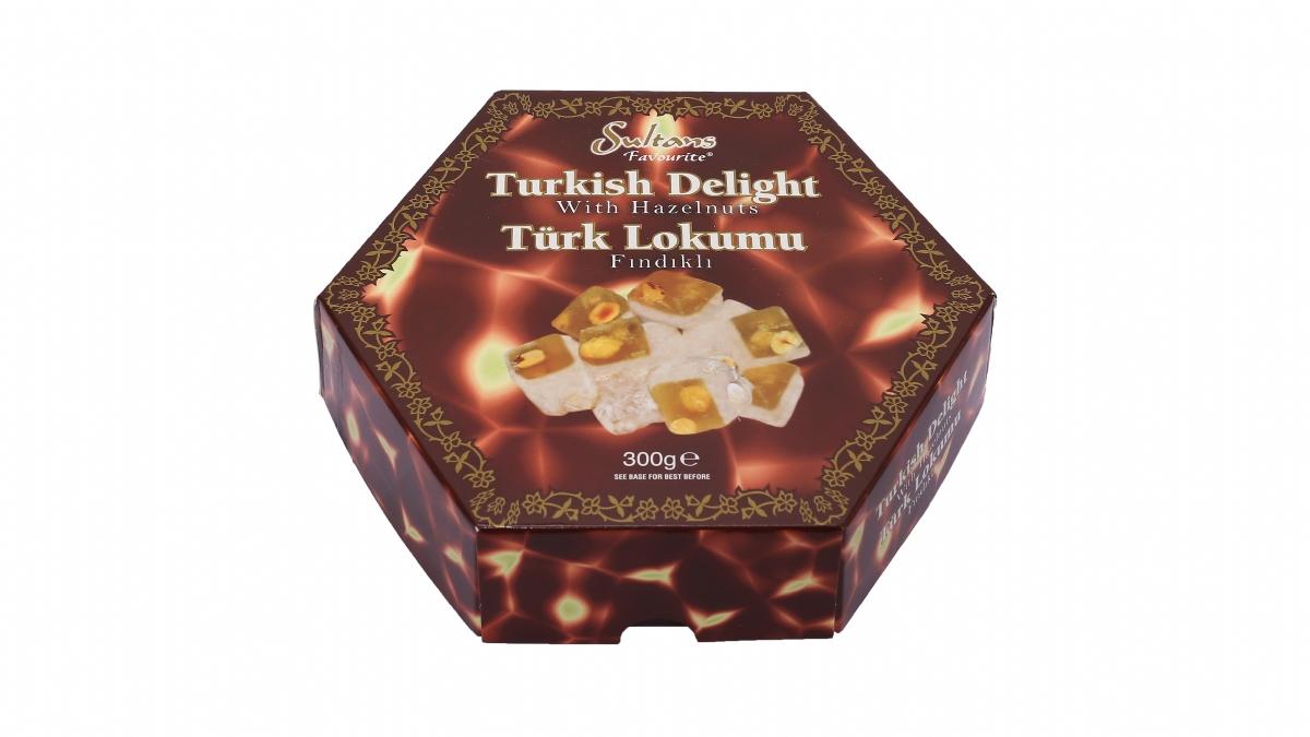 Fındıklı Türk Lokumu
