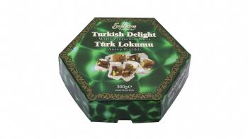 Antep Fıstıklı Türk Lokumu